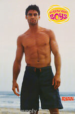 POSTER: BIKINI.COM - BOYS - RYAN - SEXY MALE MODEL - FREE SHIP #3339 RP72 Q