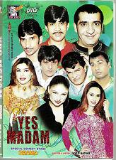 YES MADAM - NEW PAKISTANI COMEDY STAGE DRAMA DVD
