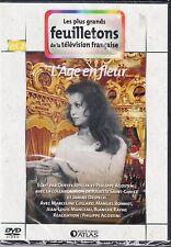 DVD - L'AGE EN FLEUR vol 2 / LES PLUS GRANDS FEUILLETONS DE LA TELEVISION