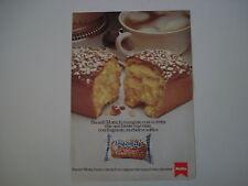advertising Pubblicità 1973 BUONDI' MOTTA