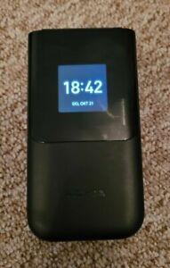 Nokia 2720 fold / Flip, schwarz (ohne Simlock), Handy, wie neu