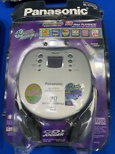 Vintage MADE IN JAPAN Panasonic SL-CT570 Portable CD Player SEALED New!!!