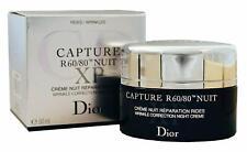 Capture R60/80 XP Nuit Wrinkle Correction Night Creme Dior 1.7 z