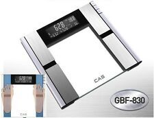 Cas Body Fat Analyzer Scale Hbf 830 Quick & Easy Checking Just Step On 8 profil