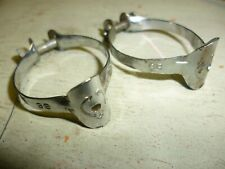 Vintage GB bicycle cable clips