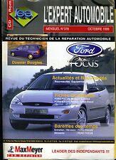 (114A) REVUE TECHNIQUE EXPERT AUTOMOBILE FORD FOCUS