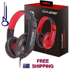 X13 OVLENG Mobile Phone Headphones Headset Extra Bass for Galaxy iPhone 3.5mm