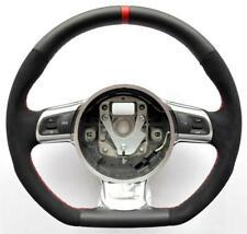 2000-2018 Audi S Line ALCANTARA A4 A5 A3 TT R8 Q5 Q7 A6 A8 S4 S5 steering wheel