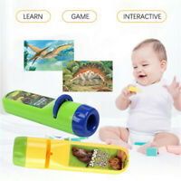 Children Toys Kids Torch Projector 4 To 6 Years Old Girls Boys Educational Toys