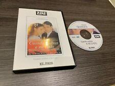 CUANDO VUELVAS A MI LADO DVD JULIETA SERRANO MERCEDES SAMPIETRO