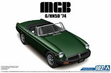 Aoshima 56868 The Model Car 102 BLMC G / Hn5d Mg-b Mk-3 1974 1/24 Japan 190939