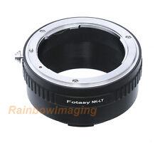 Nikon lens to Leica T Typ 701 18180 18181 Mirrorless Digital Camera Adapter