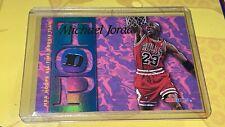 1995-96 NBA Hoops Michael Jordan