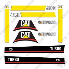 Caterpillar 416B Backhoe Loader Decal Kit Equipment Decals 416 B 416-B