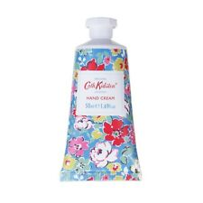 NEW Cath Kidston Mews Ditsy Hand Cream Tube 50 ml - Blue Floral print cute gift