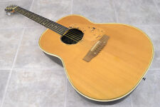 Ovation Applause AA14 Acoustic Guitar w/ Aluminum Neck
