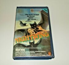 Nightwing  VHS Big Box Ex Rental RCA Original clam