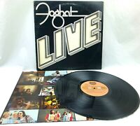 Foghat Live Original 1977 Bearsville BRK 6971 US Record NM Vinyl LP EX Jacket