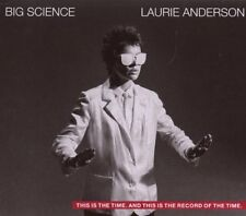 Laurie Anderson - Big Science [CD]