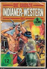 Die grosse Indianer-Western Box  / 6 Filme Westernklassiker