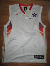 Rare Sample Adidas 2009 All Star Game Replica Lg Jersey Kobe Bryant Shaq O'Neal