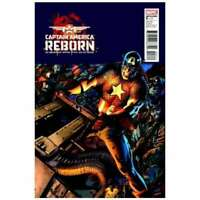 Captain America: Reborn #3 in Near Mint condition. Marvel comics [*op]