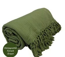 Green Decorative Throws for sale   eBay