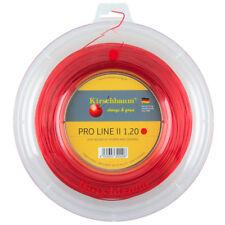 Kirschbaum Pro Line II (Red) 1.20mm/17L 200m/660ft Tennis String Reel