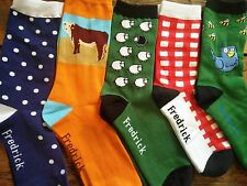 The Farm Pack (Free Shipping) Fredrick Harold,   Funky, Colorful Socks