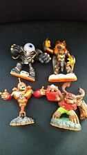 Skylanders Giants - 4 usati (Bouncer, Eye-Brawl, Swarm, Tree Rex)
