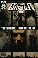 Punisher The Cell One-Shot Frank Castle Marvel Max Garth Ennis Lewis LaRosa NM