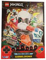 """Lego® Ninjago™ Serie 5 """"Next Level"""" Trading Card Game leere Sammelmappe"""