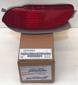 LEXUS FACTORY PASSENGER REAR BUMPER MARKER LIGHT 2004-2009 RX350 RX330 RX400H