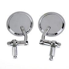 Spiegel in Silber für Motorrad