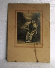 Vintage Old Collectible Indian Lady Woman Photograph