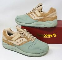 Saucony Grid 9000 Ht Sherbert Pack Green Tan Lifestyle Men New Shoe Pick A Size