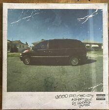KENDRICK LAMAR - Good Kid M.A.A.D City LP [Vinyl New] Deluxe Double LP