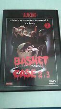 "DVD ""BASKET CASE 2 Y 3"" FRANK HENENLOTTER"