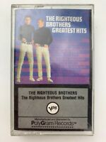 Righteous Brothers Greatest Hits (Cassette)