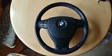 Bmw 5er f10 f11 Leder-Lenkrad Bj. 2013