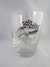 2013 Shake Rattle & Roll Spring Car Show Commemorative Glass Suffolk VA