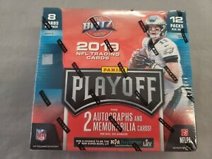 2019 Panini Playoff Football ~ Hobby Box ~ Factory Sealed!!!