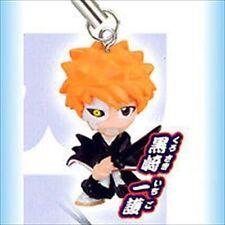 Bandai Bleach EX Part 5 Phone Strap Mascot Swing Figure Kurosaki Ichigo