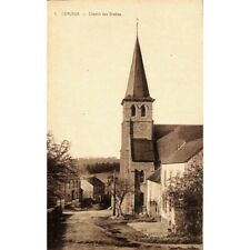 Ciney - Conjoux. Chemin des Grottes.