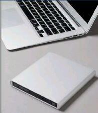aluminum external usb dvd+rw,-rw super drive for apple--macbook air, pro, imac,