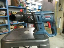 Tool Only Bosch Sds Plus 18v 34 Variable Speed Cordless Rotary Hammer Drill