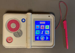 Fisher Price iXL ixl Handheld Learning System - Works