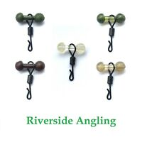 Chod Beads With Quick Change Helicopter Rigs Various Colours x10 Carp Fishing