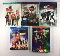 The Big Bang Theory Complete Season DVD TV Show  **Choose from seasons 2-6**