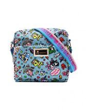 Tokidoki Denim Daze Summer Cartoon Womens Handbag Small Crossbody Bag TK1802302